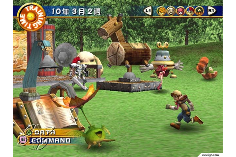Monster Rancher 4 Screenshots, Pictures, Wallpapers ...