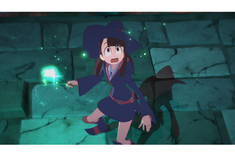 Geek Review - Little Witch Academia: Chamber of Time ...