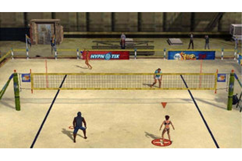 Outlaw Volleyball Remixed Game | PS2 - PlayStation