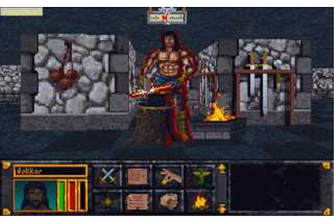 The Elder Scrolls: Arena (DOS) Game Download