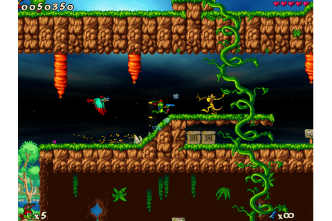 Super Adventures in Gaming: Jazz Jackrabbit 2 (PC)