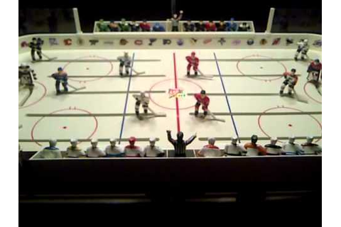 GAME ON! Hockey Rules! Wayne Gretzky NHL All-Star table ...