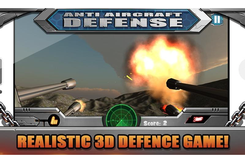 Anti Aircraft Defense - Android Apps on Google Play