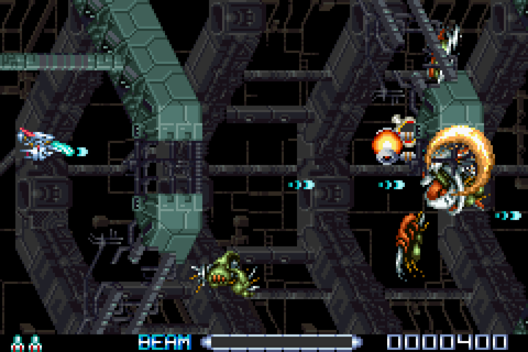 R-Type III: The Third Lightning Screenshots | GameFabrique