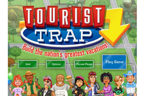 Tourist Trap - Buy and download on GamersGate