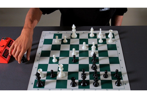 Basics of The Italian Game | Chess - YouTube