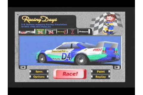 Racing Days (Apple Pippin) - YouTube