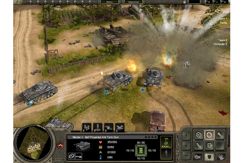 Codename Panzers Phase One (PC/ENG) RiP Highly Compressed ...