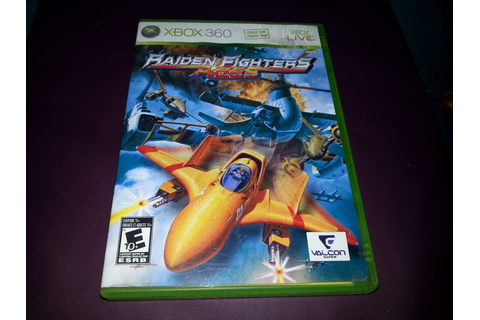 Raiden Fighters Aces – Xbox 360 | TheBandit2006