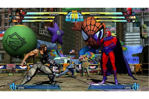 Ultimate Marvel vs Capcom 3 PC Game Download (Fitgirl Repack)