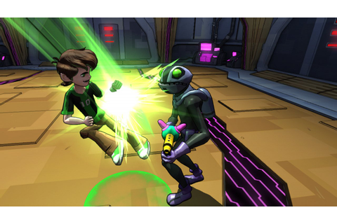 Ben 10: Omniverse 2 Coming Later This Year on Wii U, Wii ...