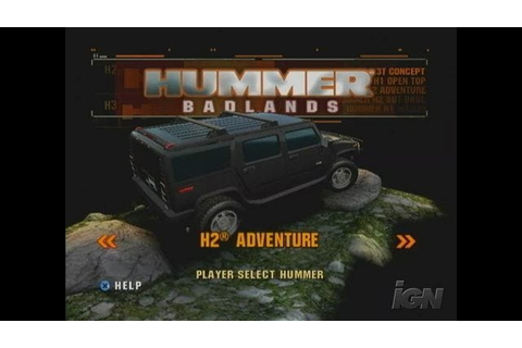 Hummer Badlands Videos, Movies & Trailers - Xbox - IGN
