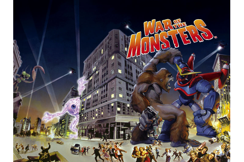 Category:Monsters | War of the Monsters wiki | Fandom ...