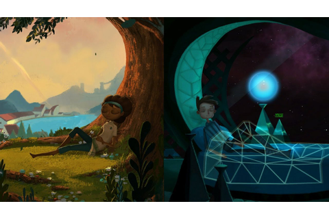 Broken Age: Act 1 - Maidens Feast - Part 1 - YouTube