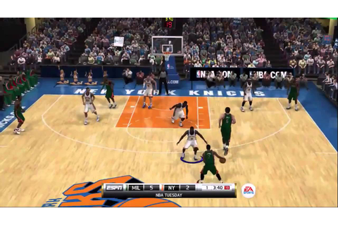 NBA ELITE 11 GAMEPLAY - YouTube
