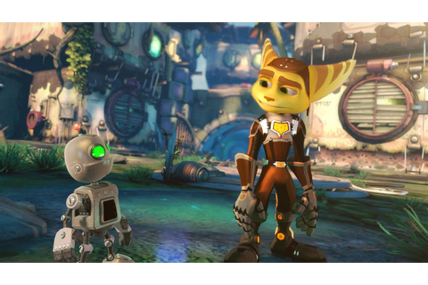 Ratchet and Clank: Into the Nexus Rated for Vita - IGN