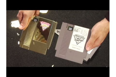 Pat's Nintendo World Championships Gold Cart Story - # ...