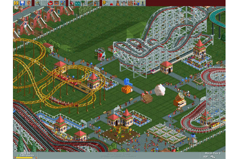 RollerCoaster Tycoon®: Deluxe on Steam