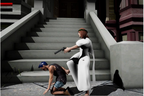 A video game lets you play as Jesus, Trump or Hitler. You ...