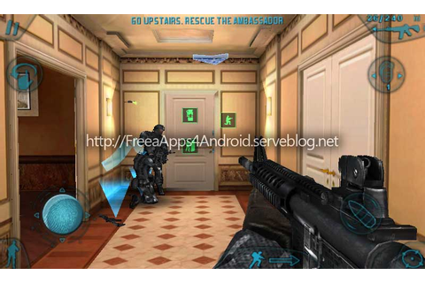 Free Games 4 Android: Tom Clancy's Rainbow Six: Shadow ...