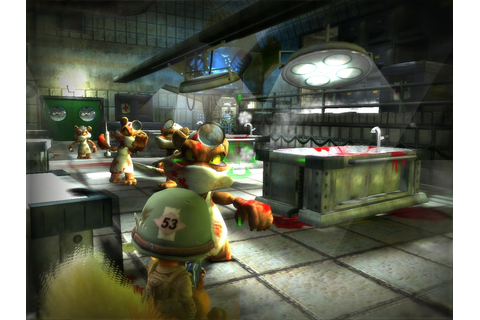 Conker: Live and Reloaded Screenshots - Video Game News ...