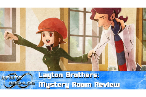 Layton Brothers: Mystery Room Review - YouTube