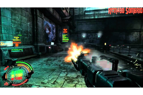 Hard Reset [pc] - Game Análise - [hd] - GameVicio