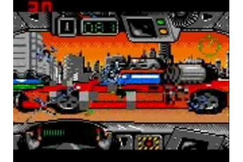 Battle Wheels - Atari Lynx - YouTube