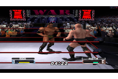 WWF No Mercy N64 old school Gameplay - YouTube
