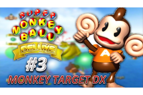 Super Monkey Ball Deluxe - Target (Party Game) - YouTube