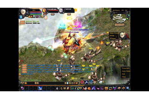 Elemental Gaming RPG Online MMO Private Server - YouTube