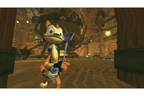 Daxter® Game | PSP - PlayStation