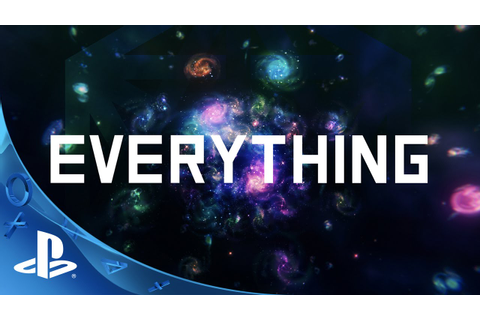 EVERYTHING - Announcement Trailer | PS4 - YouTube