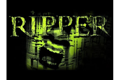LGR - Ripper - DOS PC Game Review - YouTube