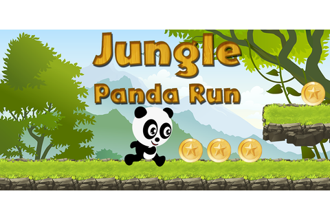 MoboSpil: Jungle Panda Run - Android Adventure Game
