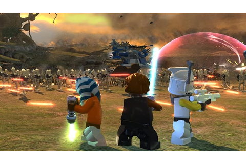Telecharger - Lego Star Wars III The Clone Wars.iso - Wii ...