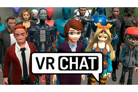 VRCHAT ™ » Download FREE GAME at gameplaymania.com