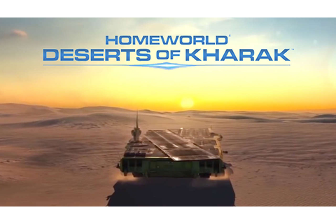 Homeworld: Deserts of Kharak - Free Full Download | CODEX ...