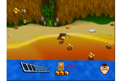 Taz Express (Europe) (En,Fr,De,Es,It,Nl) ROM