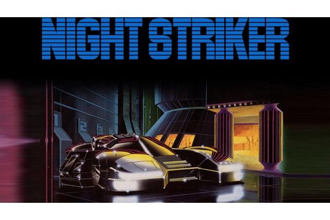 Night Striker - Taito - 1989 - FULL GAMEPLAY - No comments ...