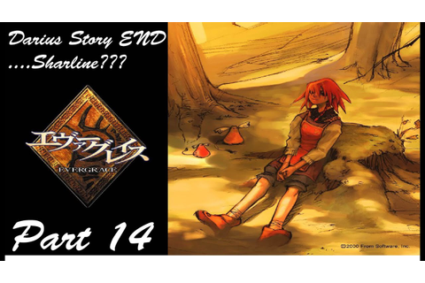 Time to Finish: EverGrace Part 14 - Darius Story End ...