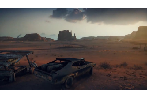Mad Max Game Interceptor Unlocked PS4 - YouTube