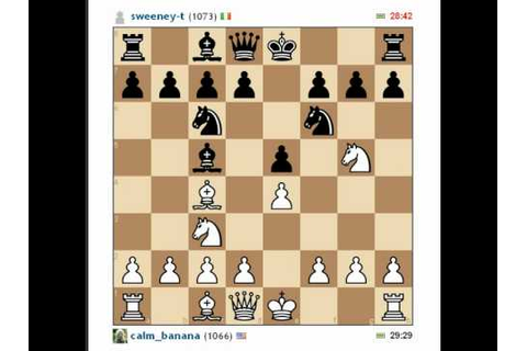 Chess Openings Tutorial Top Outrageously Aggressive Chess ...