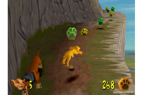 The Lion King: Simba's Mighty Adventure Download Game ...