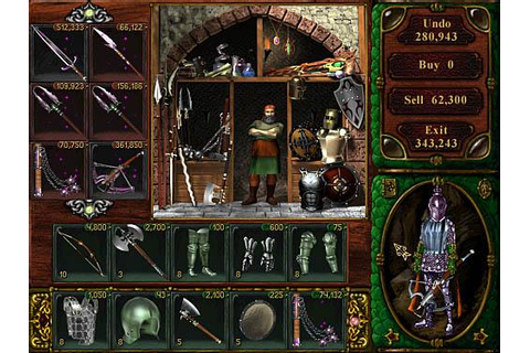 Rage of Mages Download (1998 Role playing Game)