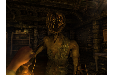 Prison Monster image - Amnesia: The Forgotten Castle mod ...