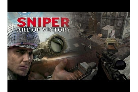 Sniper Art of victory mision 5 - YouTube