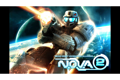 N.O.V.A. 2 Near Orbit Vanguard Alliance - Android - Launch ...