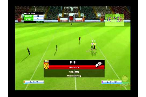 Gaelic Games Football PS2 Multiplayer Gameplay (SCEE / I R ...
