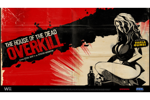 Video Game The House Of The Dead: Overkill House Of The ...
